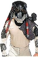 Rubie's Costume Co. Men's Aliens Vs Deluxe Overhead Predator Mask