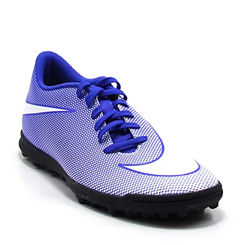 best sneakers 40dea d74b7 Nike Men s Racblu-White Football Boots - 6 UK India (40 EU)(7 US)  Buy  Online at Low Prices in India - Amazon.in