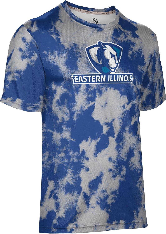 Grunge ProSphere Eastern Illinois University Mens Performance T-Shirt