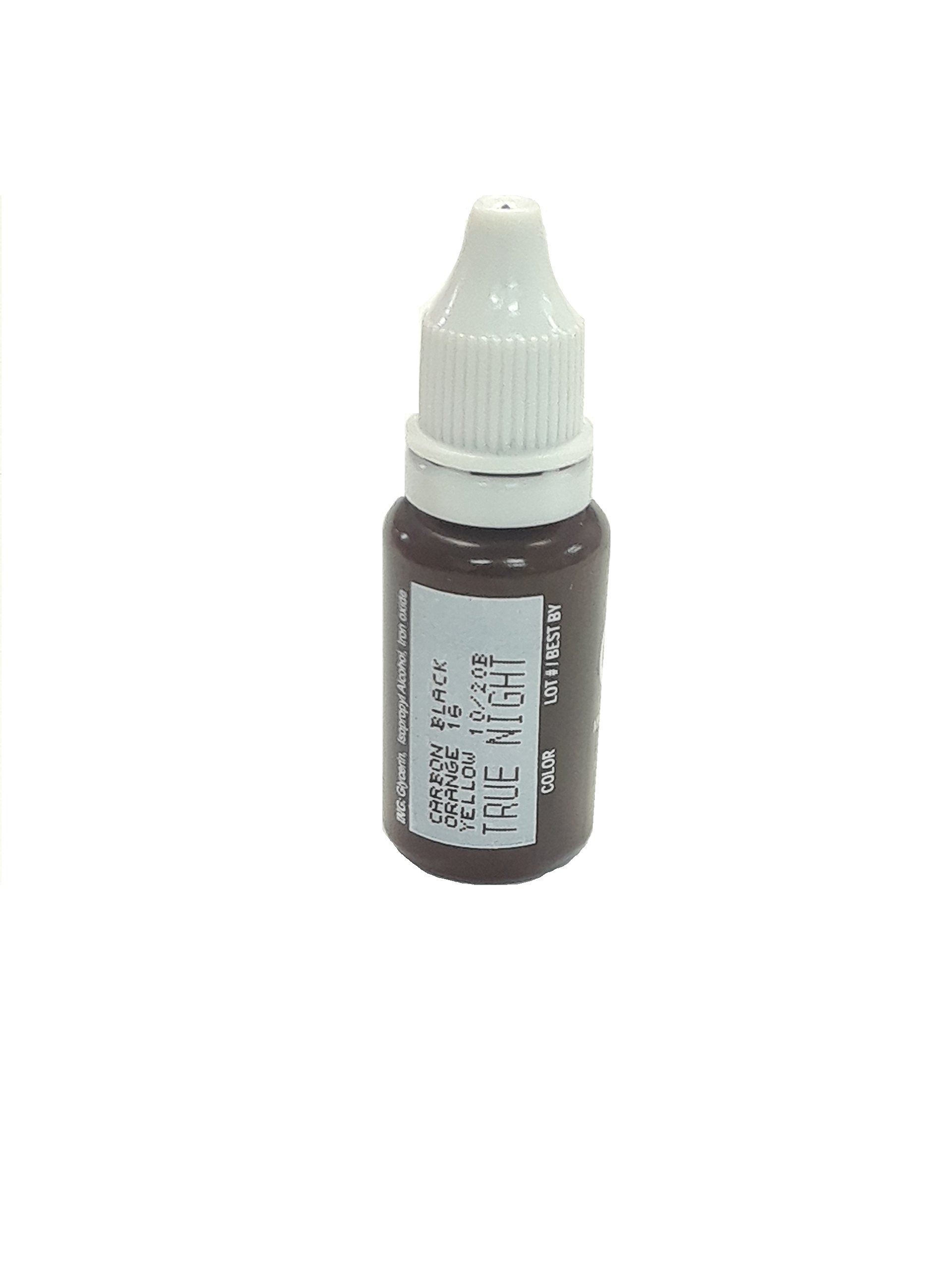 MICROBLADING supplies BioTouch True Night Microblading pigment 15ml Permanent Makeup Cosmetic Tattoo ink 1 bottle