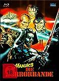 Neon Maniacs - Limited Edition/Mediabook/Uncut (+ DVD) [Blu-ray]