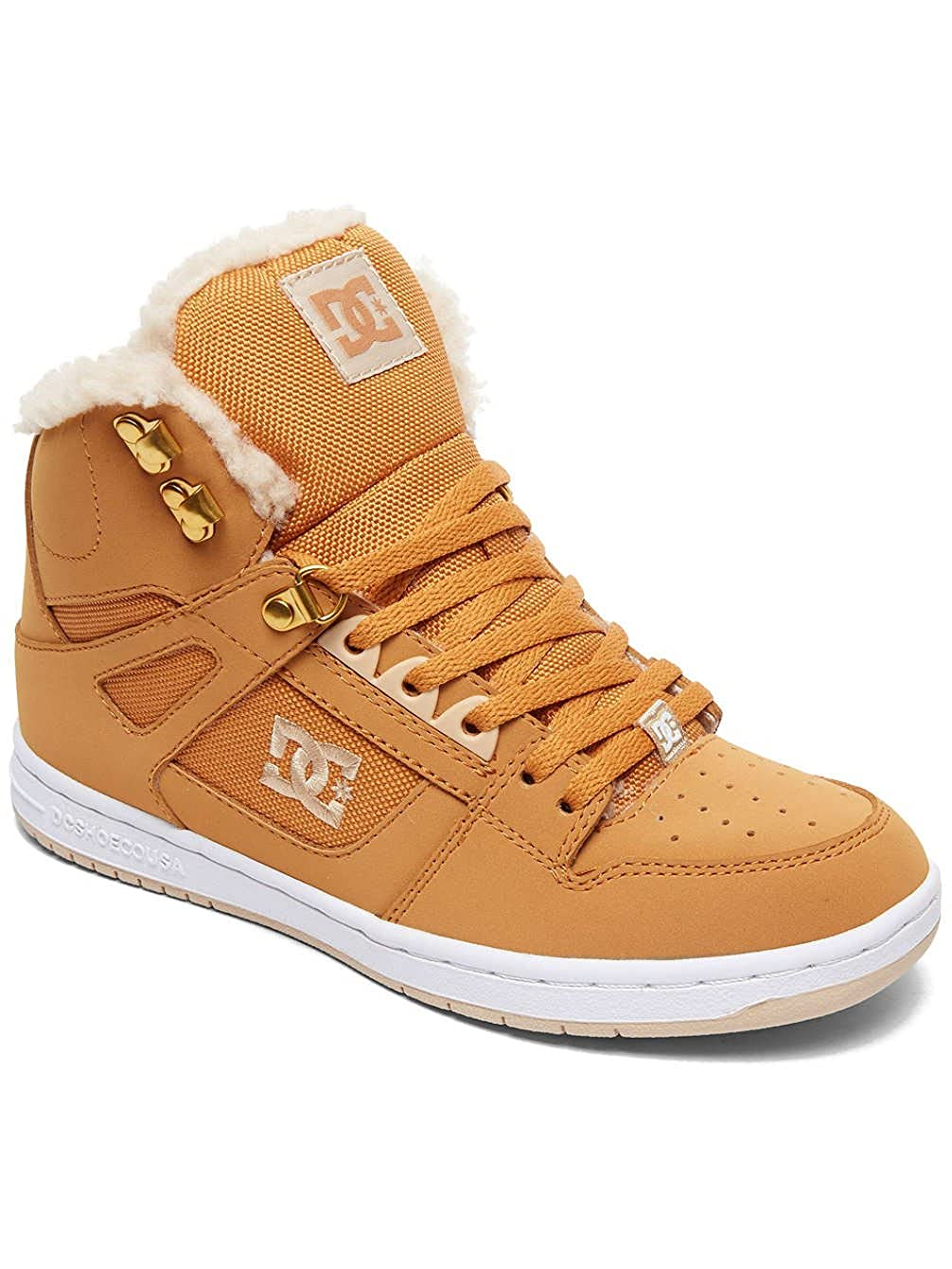 DC Pure High Top WNT WNT Top Wheat 2bd8fb