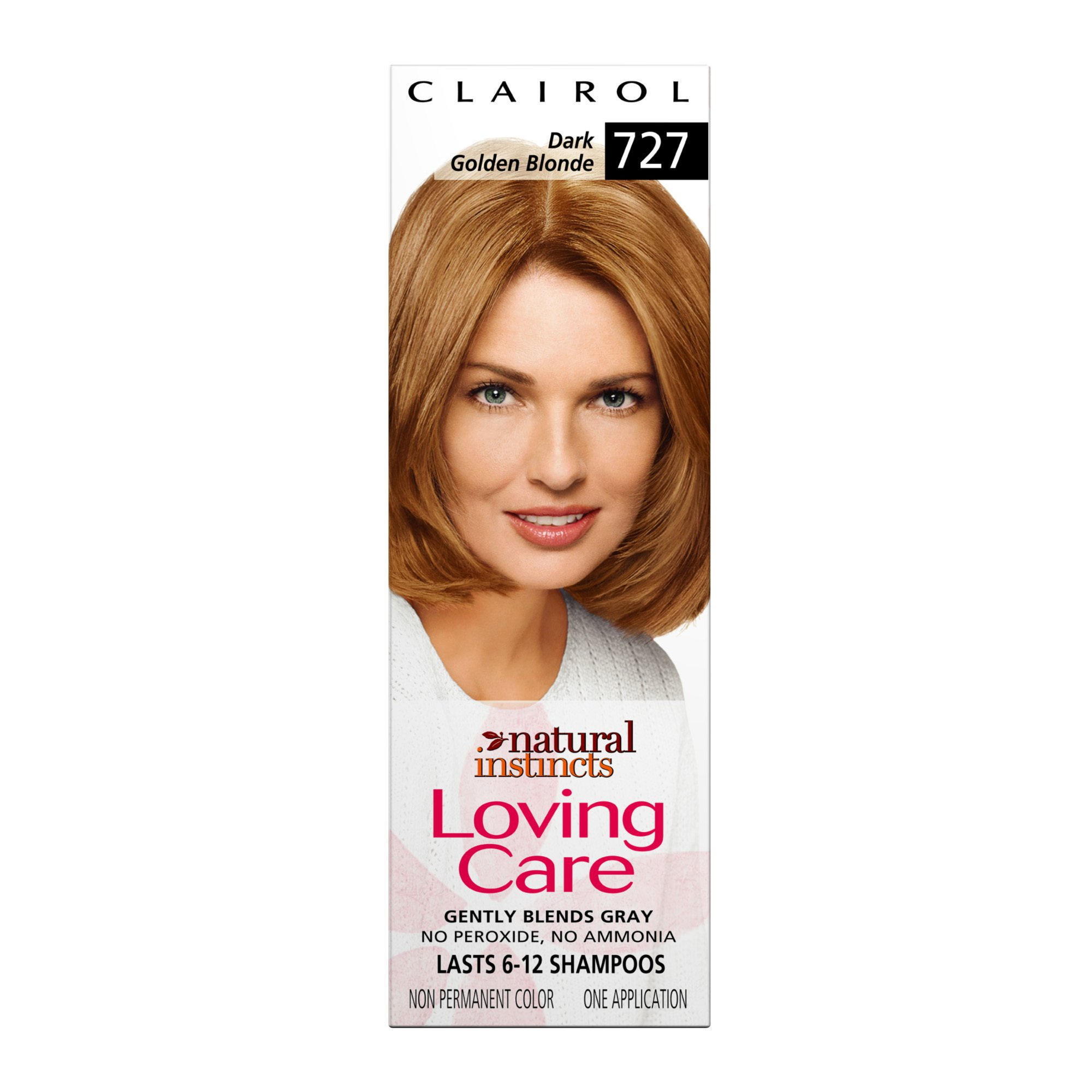 Amazon Clairol Natural Instincts Loving Care Color 727 Dark