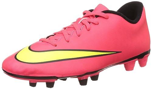 Nike Mercurial Vortex II FG - Zapatillas de fútbol para Hombre  Amazon.es   Zapatos y complementos a3b1e4721f3
