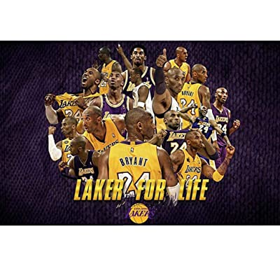YML Basketball Player Jigsaw Puzzle Puzzle Adult Decompression Gift 300/500/1000 Pieces (Color : D, Size : 1000pcs): Toys & Games [5Bkhe1206010]