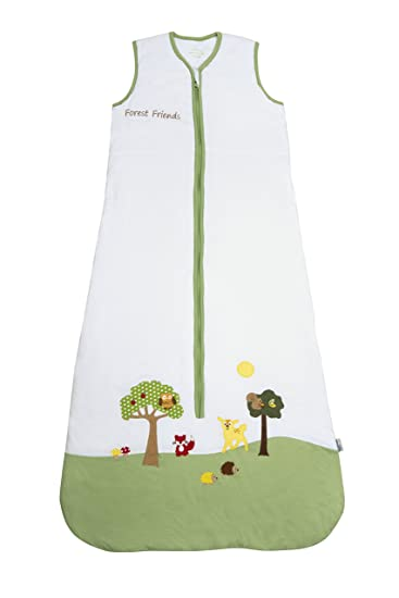 f8b9cba742b2 Amazon.com  Slumbersafe Baby Sleeping Bag 2.5 Tog - Forest Friends ...