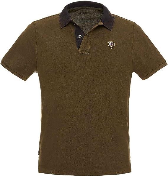 Polo for men BLAUER BLUT020005 674: Amazon.es: Ropa y accesorios