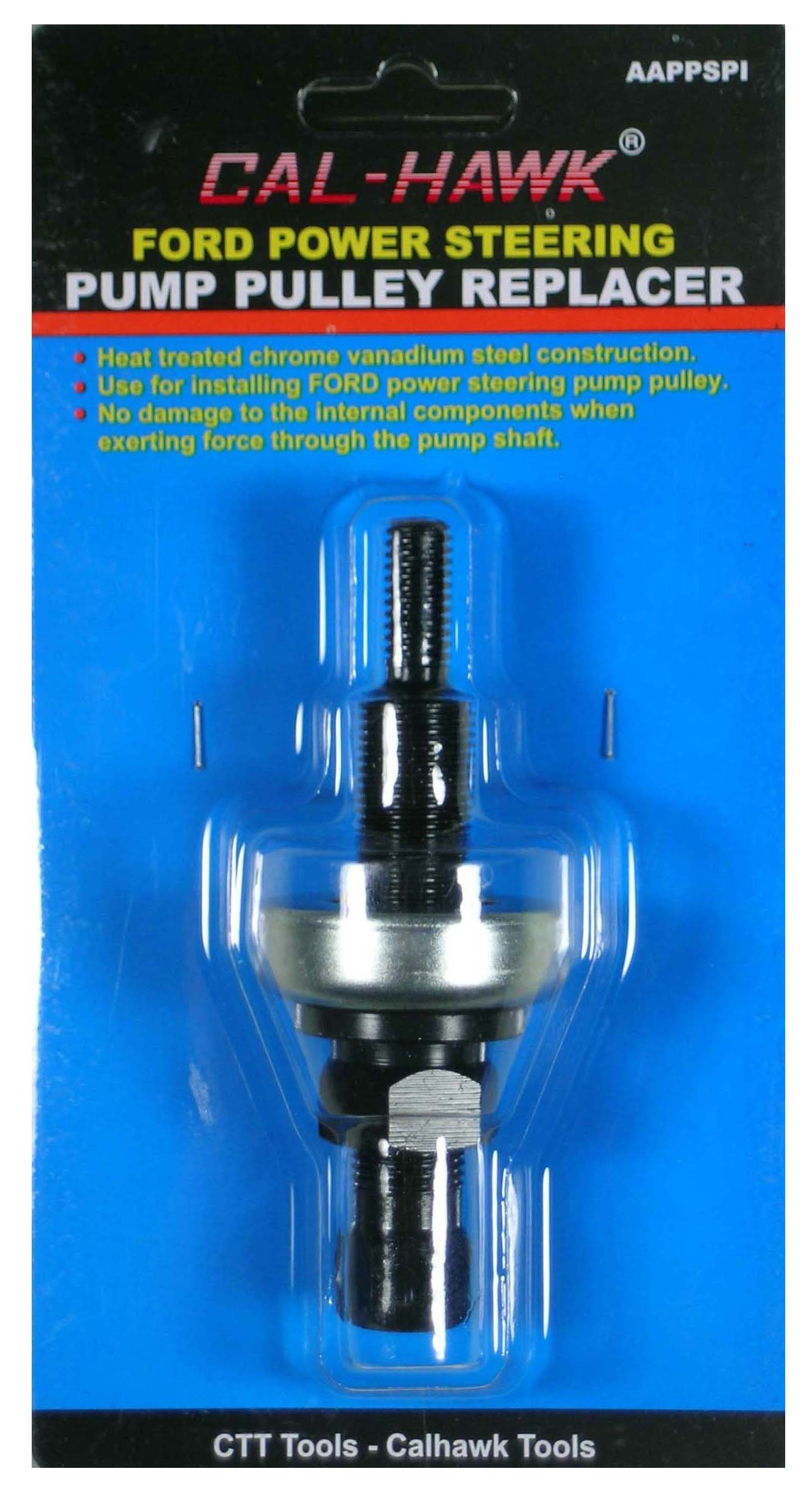 Cal Hawk Tools AAPPSPI Power Steering Pump Pulley Replacer