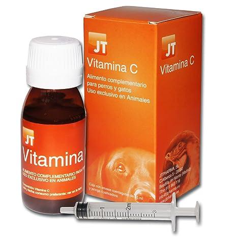 JTPharma 163135 Vitamina C - 55 ML