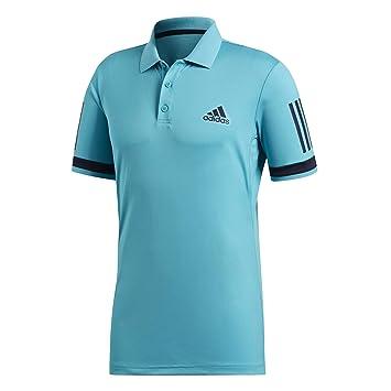 adidas Club 3str Polo Polo Homme, Bleu (agalre):