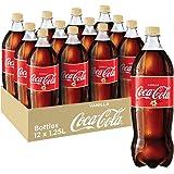 Coca-Cola Vanilla Soft Drink, 12 x 1.25 l