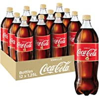 Coca-Cola Vanilla Soft Drink 12 x 1.25 L