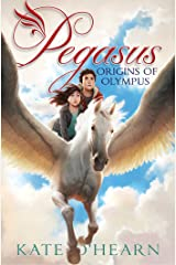 Origins of Olympus (Pegasus Book 4) Kindle Edition