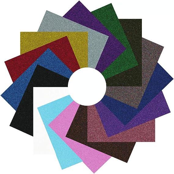 Glitter Chevron Vinyl Sheet ~ HTV or DECAL ~ 12 x 12 ~ Single Sheets ~ Siser HTV ~ Adhesive Vinyl ~ Vinyl Roll