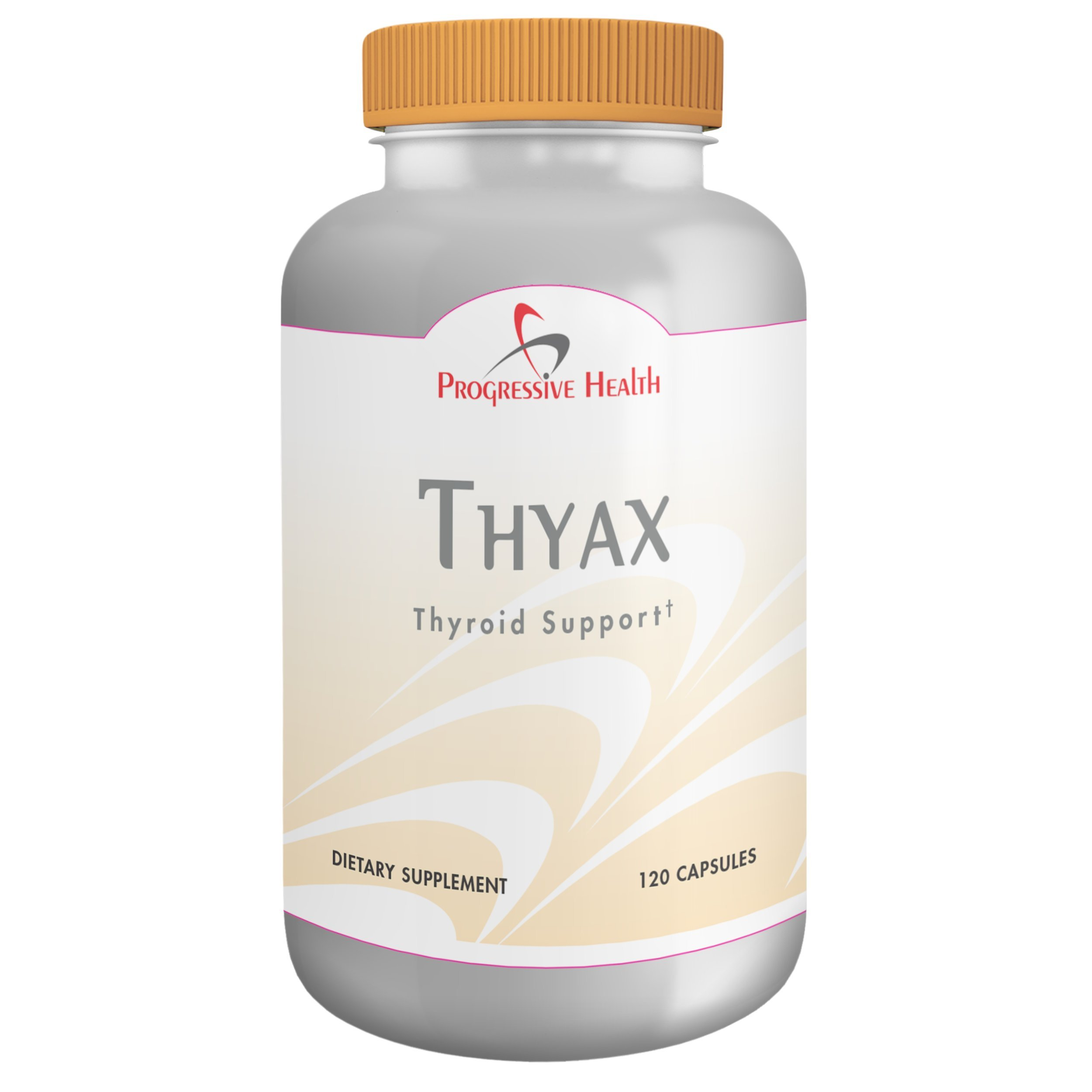 Hypothyroid Support Supplement: If You Have a Low Thyroid, This Vitamin Can Help - One Month Supply by Progressive Health