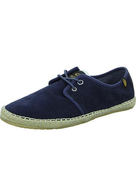 883614e1d1c Pepe Jeans Tourist Basic, - Zapatos de Deportes Exteriores Hombre, Beige  (Beige/Azul), 46: Amazon.es: Zapatos y complementos