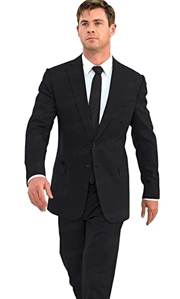 International Chris Hemsworth Black 2 Piece Suit at Amazon ...