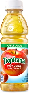 product image for Tropicana Apple Juice, 10 oz., 24 Count