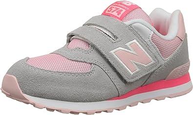 New Balance KV574 - Zapatillas de Deporte niñas, Silver Mink, 35: Amazon.es: Zapatos y complementos
