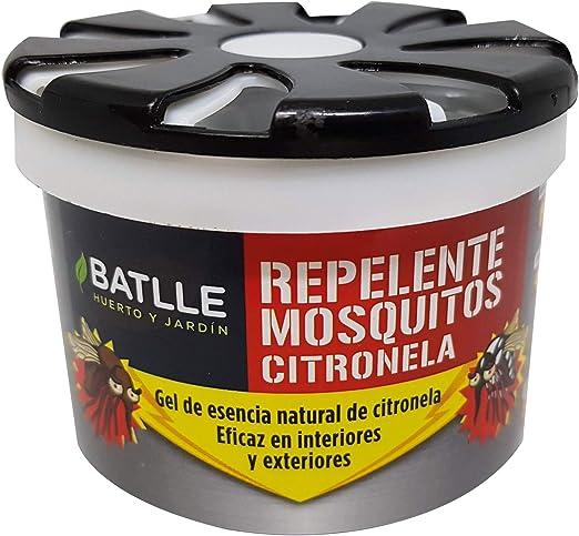 Repelente Mosquitos CITRONELLA - Batlle: Amazon.es: Jardín