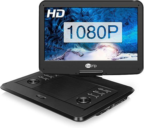 14 Zoll 178 Ips Tragbarer Dvd Player Portable Elektronik