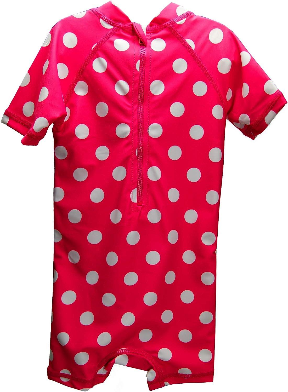 Amazon.com: Ladybug Bañador para niña, bañador para niños ...