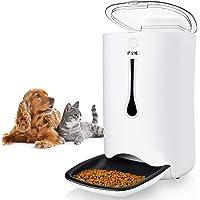 PUPPY KITTY Automatische voederautomaat voor kat en hond, 7L voederautomaat kat met timertoevoer, LCD-programmeerbaar…