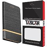 Taslar Nostalgic Series Flip Back Cover Case For Sony Xperia XA Ultra Dual [NOT SUITABLE FOR XPERIA XA DUAL] - Black