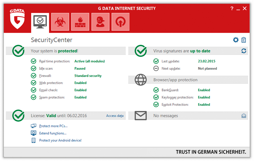 SECURITY BAIXAR 2014 INTERNET GDATA