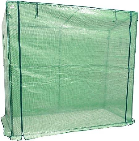 Invernadero de efecto invernadero 611 semillero Invernadero para tomates pantalla tienda verduras pantalla Casa invernaderos túnel: Amazon.es: Jardín