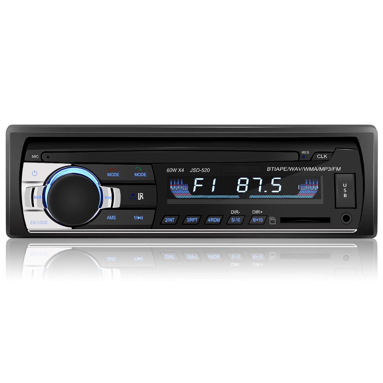 Bluetooth Autoradio, YOHOOLYO Auto Radio Freisprecheinrichtung FM ...