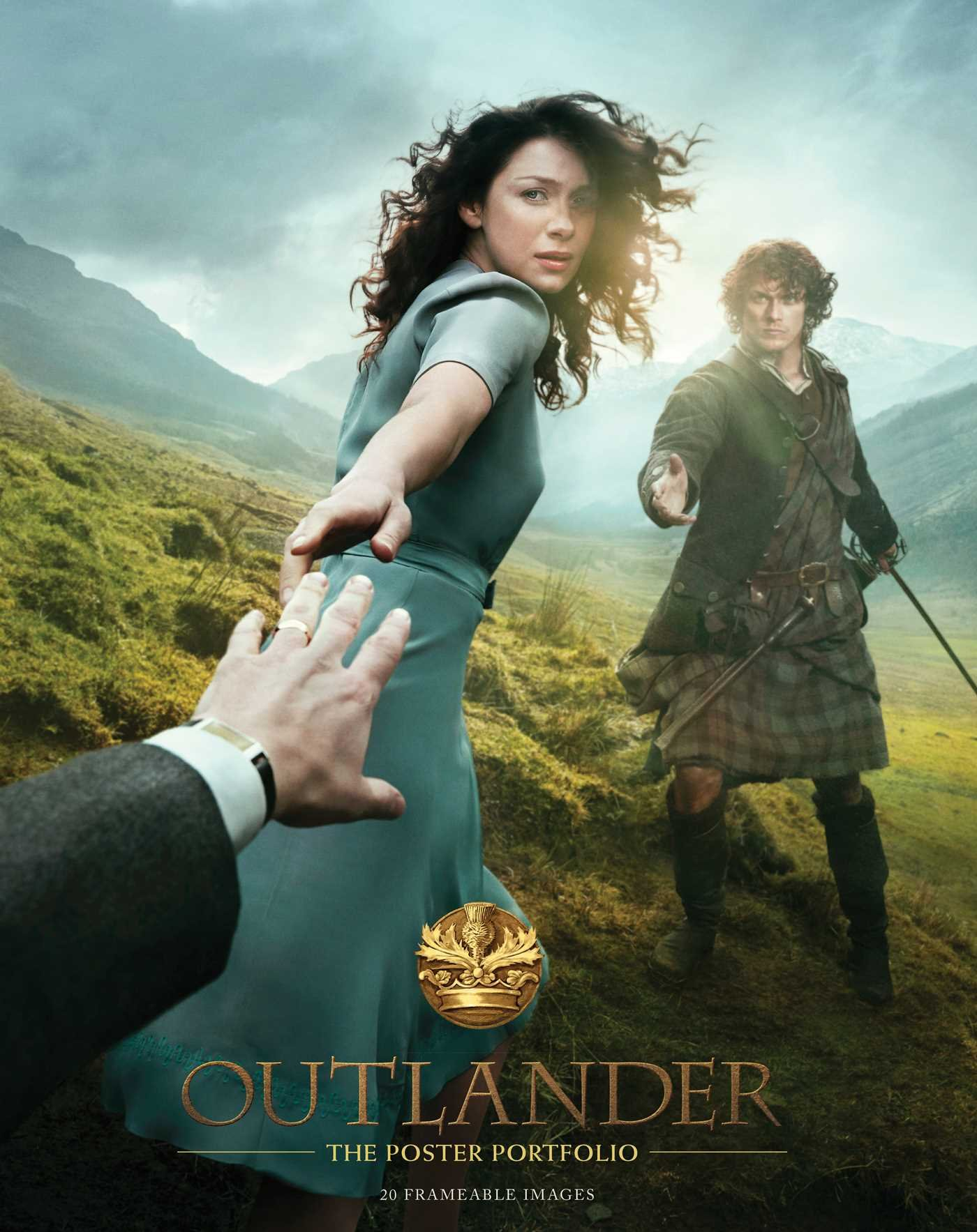 Outlander Poster Portfolio (Posters): Amazon.es: Insight Editions ...