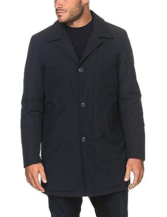 it Cappotto L Obsidian Sorbino Amazon Abbigliamento Uomo Blue TaRqxWp4gw