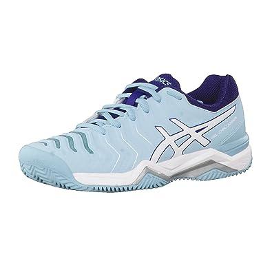 ASICS Gel-Challenger 11 Clay, Zapatillas de Tenis para Mujer: Amazon.es: Deportes y aire libre