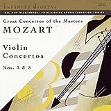 Violin Concertos 3 & 5