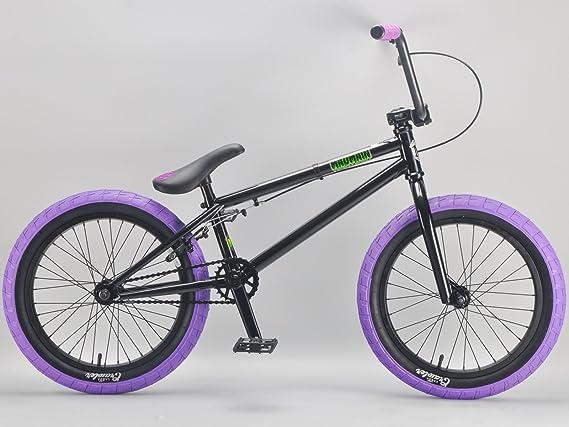 Mafiabikes MadMain Harry Main - Bicicleta BMX de 45 cm (18 ...