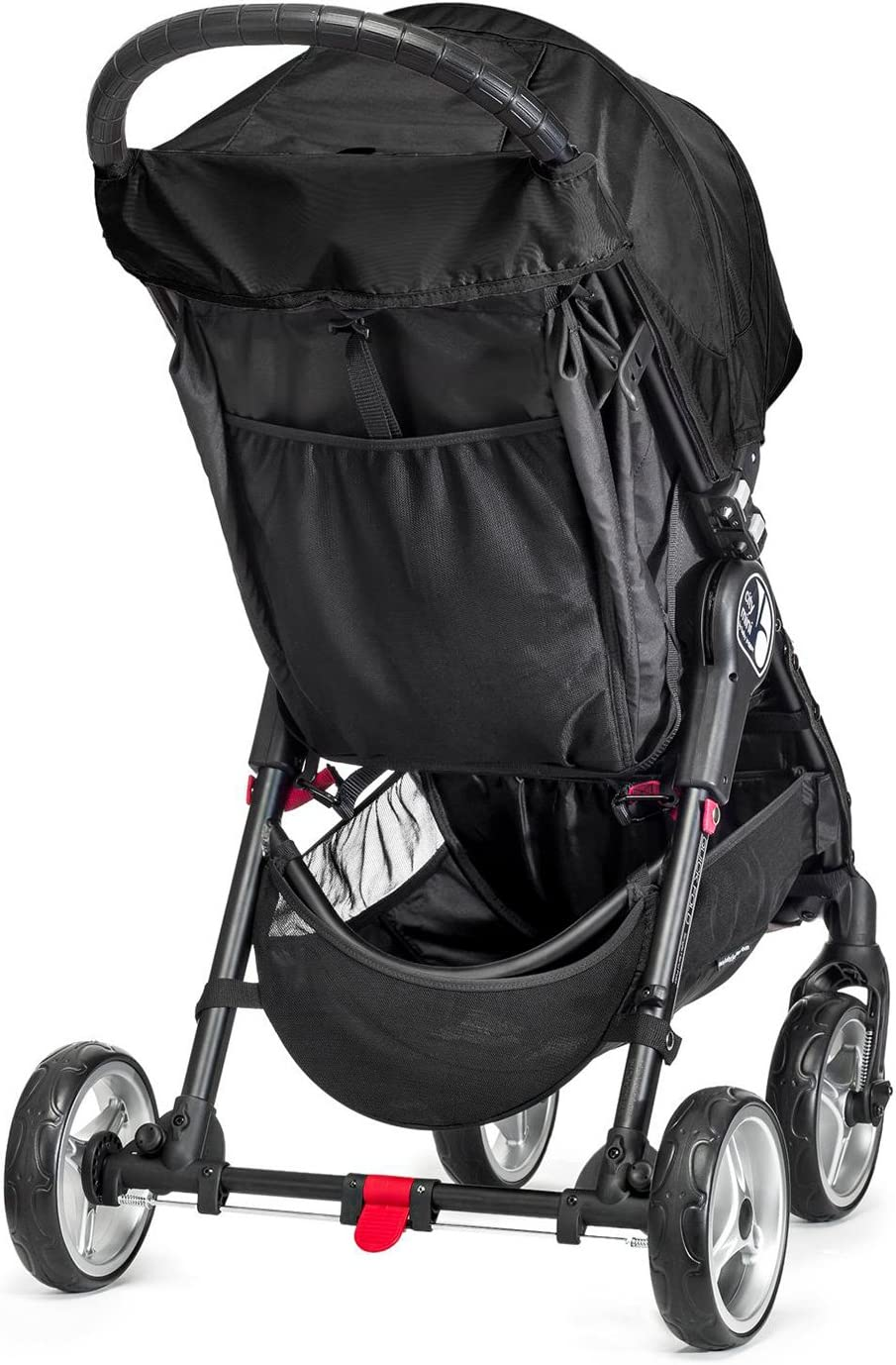 Baby Jogger City Mini 4 - Silla de paseo, color negro: Amazon.es: Bebé