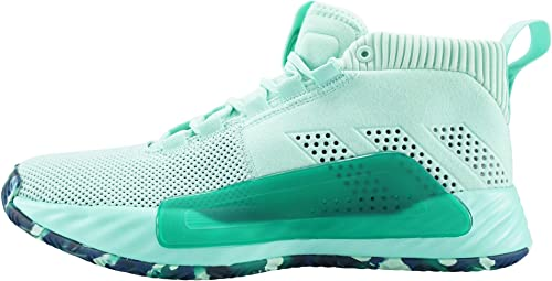 adidas Herren Dame 5 Basketballschuhe: : Schuhe