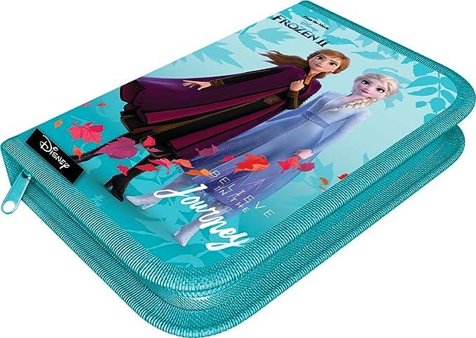 Disney Eisk/önigin Frozen Anna ELSA Schulranzen M/ädchen Tornister Schulrucksack Schultasche Set 3 TLG Federm/äppchen//gef/üllt// f/ür Grundschule super leicht//inkl Sportbeutel