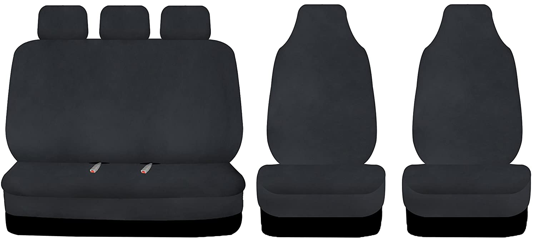 Sakura SS5370 Waterproof Full Set Seat Covers