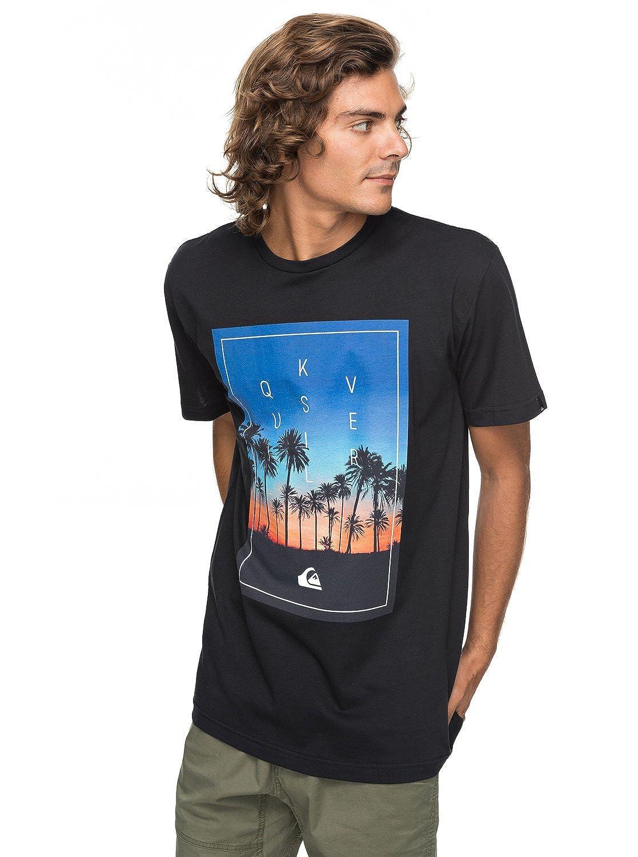 QUIKSILVER Classic Salina Stars - Camiseta Hombre