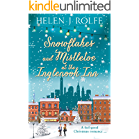 Snowflakes and Mistletoe at the Inglenook Inn (New York Ever After, Book 2)
