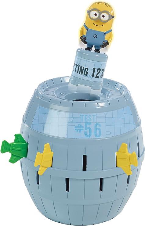 Bizak Minions Juego, Color Azul (30692439): Amazon.es: Juguetes y ...