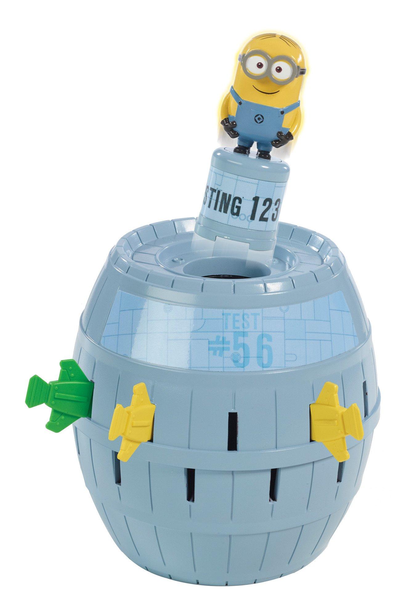 TOMY Games - T72439 - Pop' Minions - Jeu de Société product image