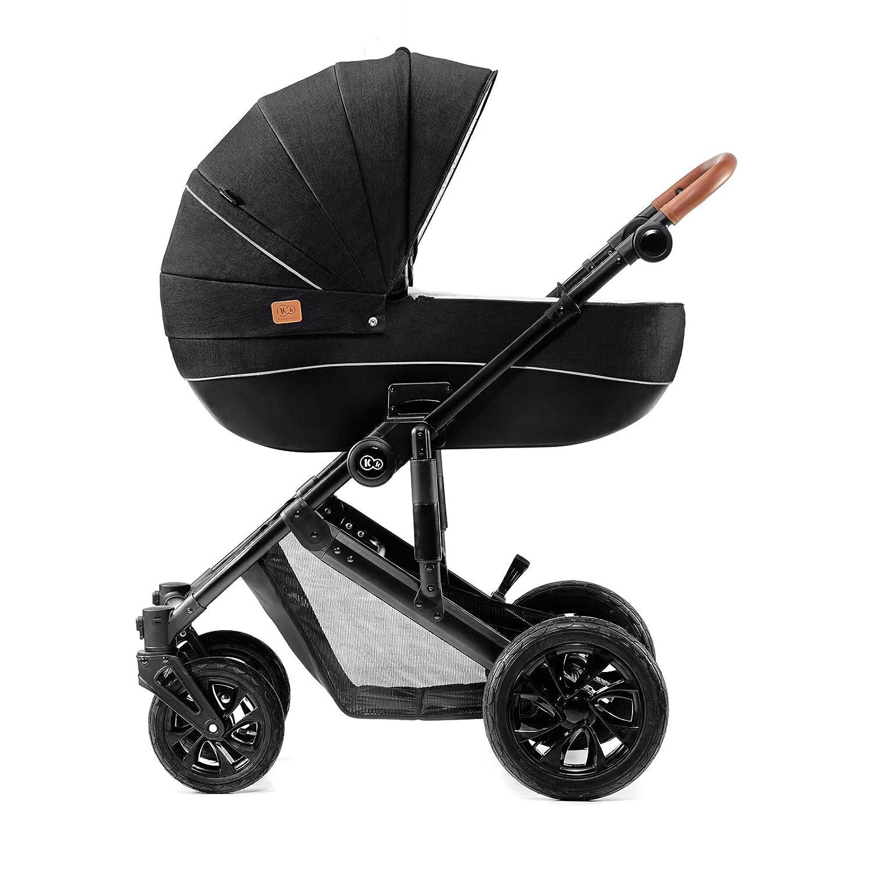 Kinderkraft Silla de paseo de bebe PRIME 3en1 Elegante Trio ...