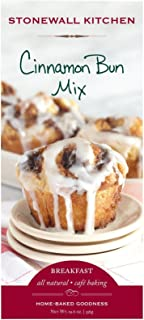 product image for Stonewall Kitchen Cinnamon Bun Mix, 19.6 Ounce Box