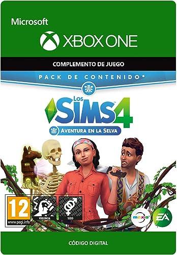 THE SIMS 4: JUNGLE ADVENTURE | Xbox One - Código de descarga ...