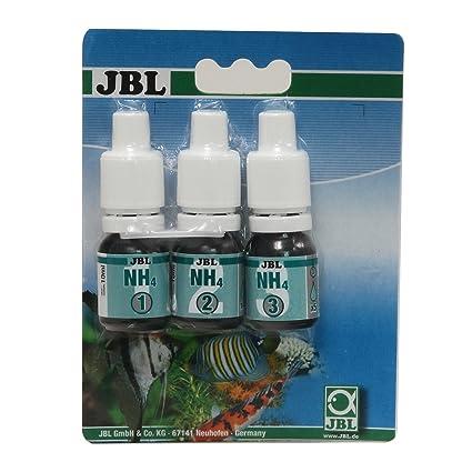 JBL - Test rápido para controlar los valores del agua del acuario: Amazon.es: Productos para mascotas