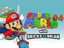 Watch Clip Super Mario 64 With Bricks O Brian Prime Video