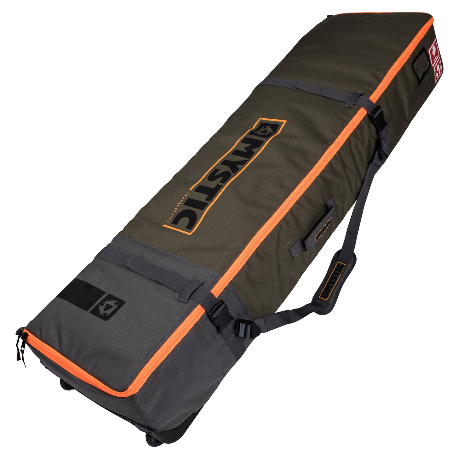 Mystic Wakeboard Matrix Boardbag with Wheels 2017 - Army